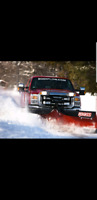 Snow removal services comercial and residential
