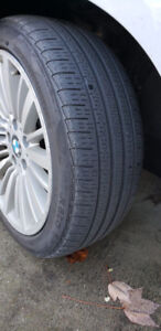 4x Pirelli Cinturato P7 225/45/R18 (tires only)