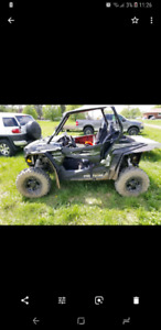 2018 RZR 900S 100KM LIKE NEW