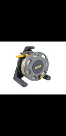 Hozelock Compact Reel + 25M Hose & Nozzle Set