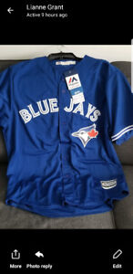 Blue Jays jersey- official