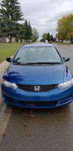 2010 Honda Civic Coupe (2 door) for SALE!! Low Mileage!