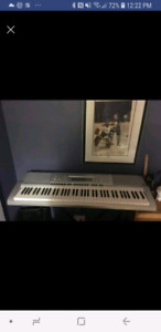 Casio keyboard great condition