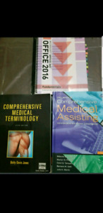 Medical office assistant books