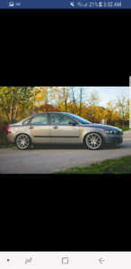 2005 Volvo S40 - 2.4i - no accidents - coilovers - exhaust