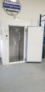 Restaurant Refrigeration Equip Supplies Walk in cooler & freezer