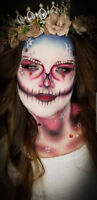Expert Makeup and Special Effects For Halloween 905.487.7502
