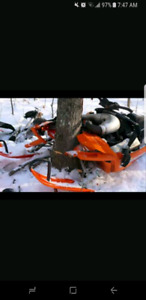 Wanted to buy Snowmobile in need of repair