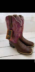 Ariat womens cowboy boots