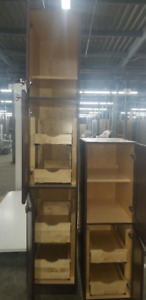 KITCHEN CABINETS, WALL UNITS, DESKS $100 EACH