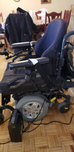 Electric wheelchair for sale!