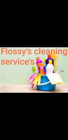 Flossy's cleaning service