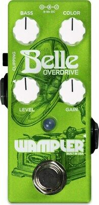 Wampler Belle Overdrive Mini Pedal