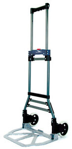 "New ""GARAGE MATE"" Heavy Duty Folding Hand Truck 150 lb Capacity"