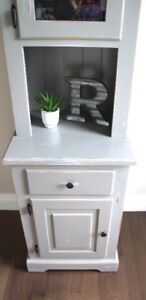 Rustic Refinished Cabinet for Sale