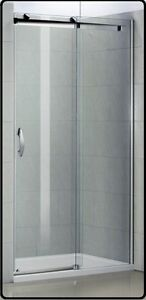 Glass Shower Door, 58 - 60 inches wide  New