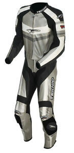 TEKNIC Chicane leather racing suit. Awesome condition!