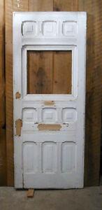 door - antique door for sale EXD white6chamferbox edges