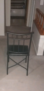 Small kitchen table with chairs