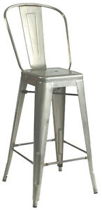 RESTAURANT INDUSTRIAL TOLIX METAL DINING CHAIR BAR STOOL Cambridge Kitchener Area image 5