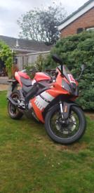 2011 Derbi GPR 50cc