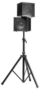 Wanted Yorkville Powered PA Speakers Model NX10C