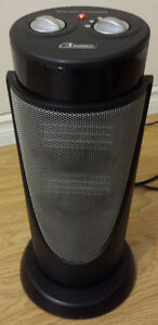 GARRISON Ceramic Oscillating heater 1,500W