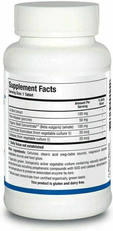Biotics Research BETA PLUS Nutritional Support for Bile Production ~ Ship FREE 1