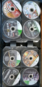 XBOX 360 GAME LOT $250