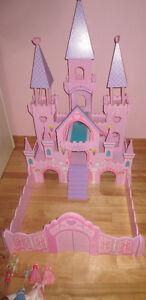château en bois  princesse-Imaginarium