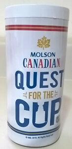 Molson Canadian Beer Quest for the Cup Stanley Cup Trophy