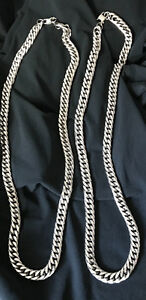 Mint Condition Stainless Steel Chains