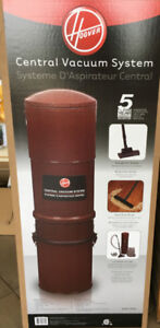 HOOVER Central Vacuum System KIT $349.00 plusTAX!!!