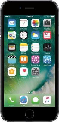 Verizon Prepaid - Apple iPhone 6 32GB Memory Prepaid Cell Phone - Space Gray