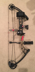 Upgraded 2016 PSE 'Stinger X' in perfect condition