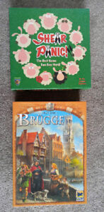 Various Board Games - prices lowered!