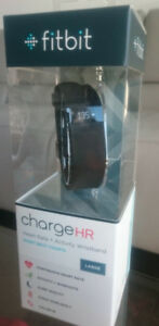 FITBIT Charge HR. Brand New