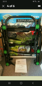 Brand new 3 cycle carrier