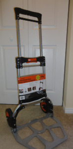 Hand Truck, Prtable, Large capacity: 159Kg / 350lb (New!)