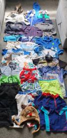 Large Boys 7-8 Years Clothing Bundle