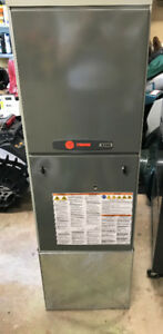 Trane XV95 High Efficiency Furnace /Never Run or Fully Connected
