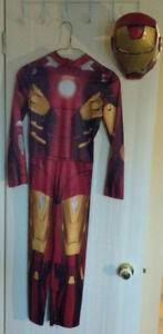 Costume halloween Iron Man 8 ans