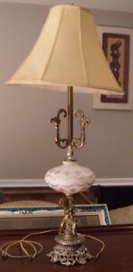 Lampe ancienne des années 1935-1945
