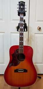 Ibanez Concord 684L Hummingbird Left Handed Acoustic Guitar