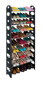 Shoe Rack (30 pair ) new in box from manufacturer London Ontario image 1
