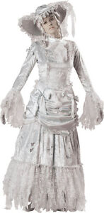 NEW InCharacter Theatre Quality Ghostly Lady Costume Set