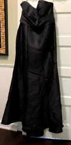 BRAND NEW Gorgeous Black Ballgown or Bridesmaid Dress