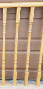 Stair pickets