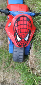 Spiderman ride on