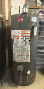 Rheem  Hot water tank – 40 gallon/used for 10mths